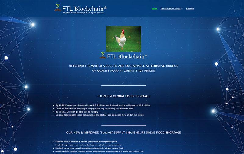 ftl-blockchain screenshot